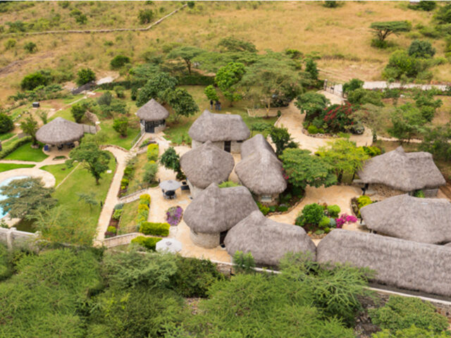 Nyati Hills, Kitengela. NEW PROPERTY – Ksh. 9000 per person per night.
