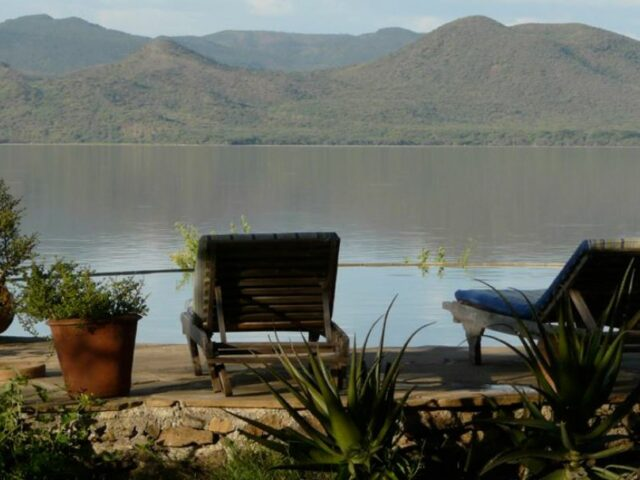 Samatian Island, Baringo: Crazy offer of Ksh. 7280 per night.